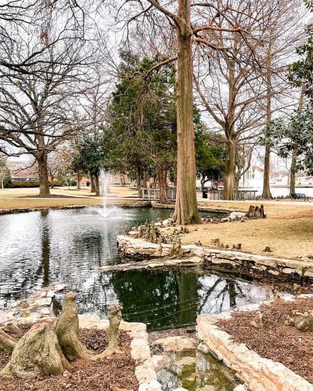 Oklahoma - Stillwater - Theta Pond