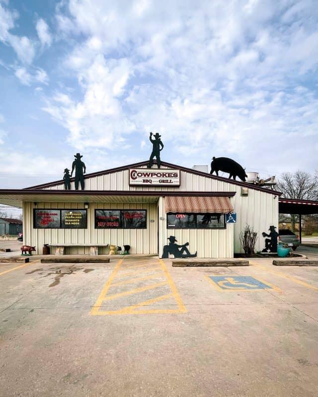 Oklahoma - Prague - Cowpokes