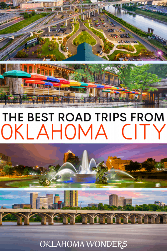 Best Road Trips from Oklahoma City