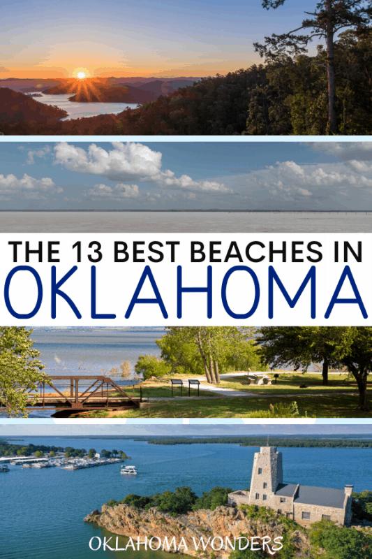 Best Oklahoma Beaches