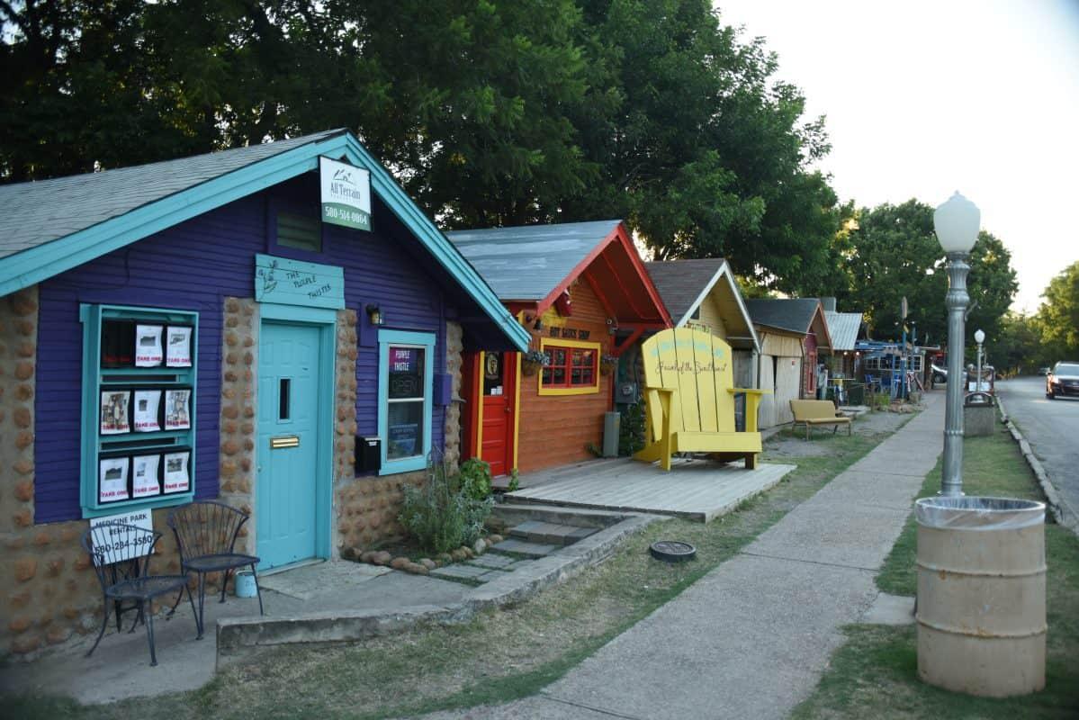 USA - Oklahoma - Medicine Park