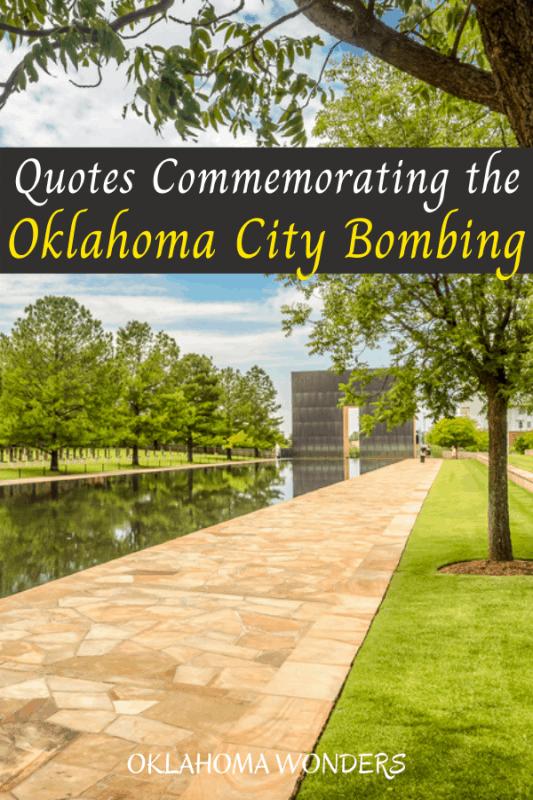 Oklahoma City Bombing Quotes