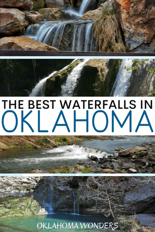 The Best Oklahoma Waterfalls