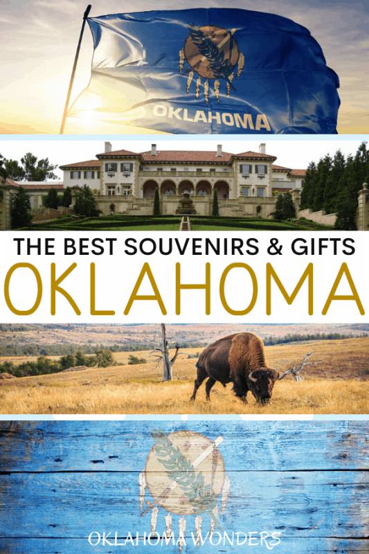 What to Buy in Oklahoma Souvenirs and Gifts