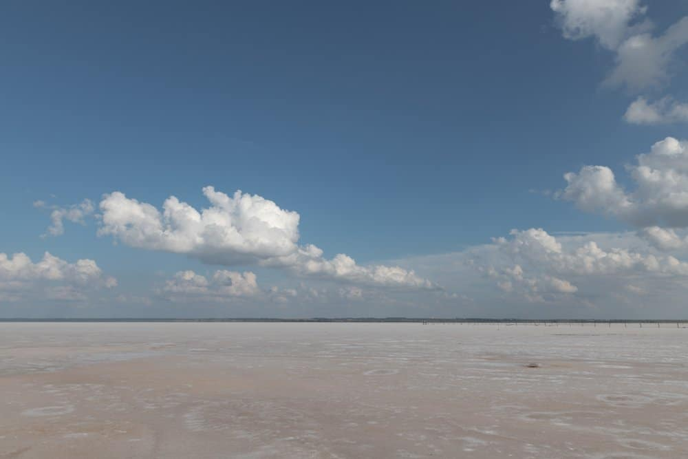 Oklahoma - Great Salt Plains Lake