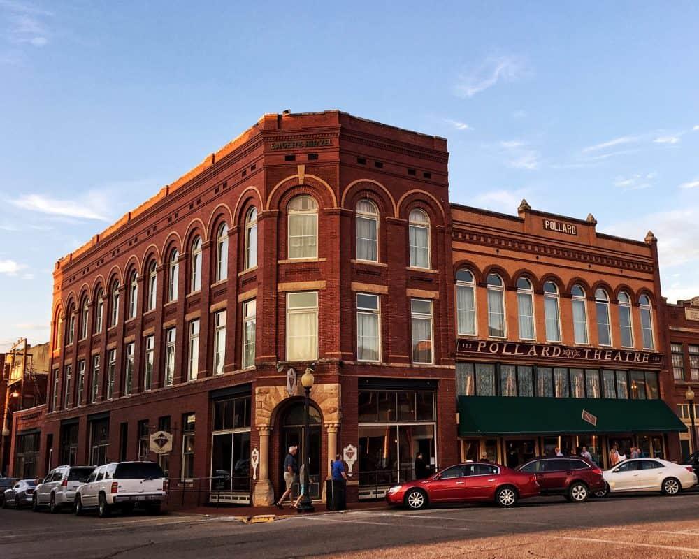 Oklahoma - Downtown Guthrie