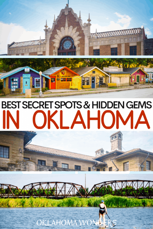 Secret Spots in Oklahoma Hidden Gems & Off the Beaten Path Oklahoma