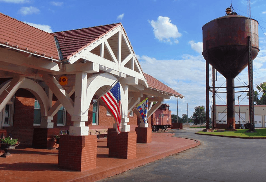 Oklahoma - Bristow - Bristow Historical Museum and Depot