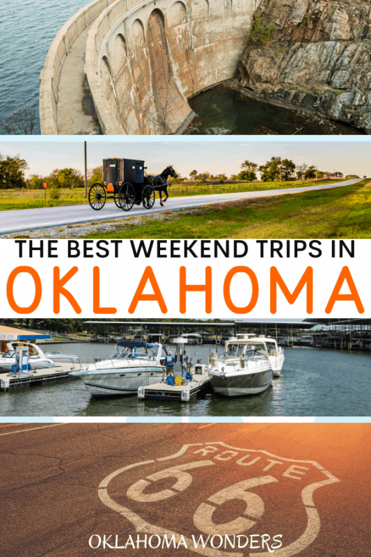 The Best Oklahoma Weekend Trips
