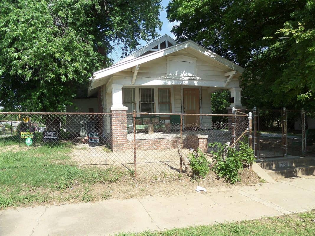 Oklahoma - Tulsa - The Outsiders House