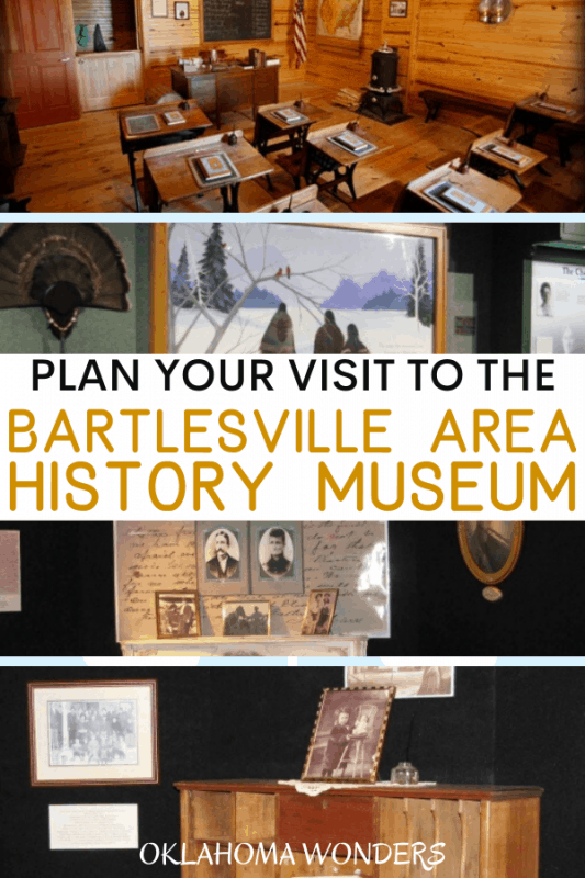 Visit the Bartlesville Area History Museum