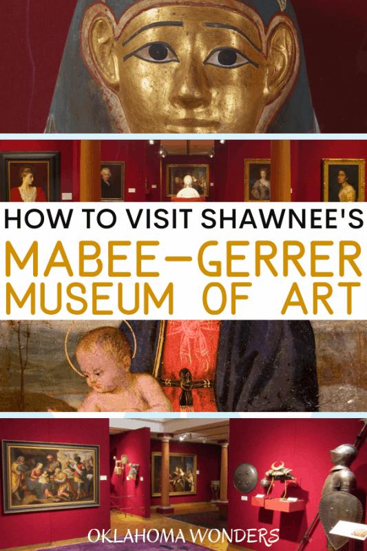 Visit the Mabee-Gerrer Museum of Art