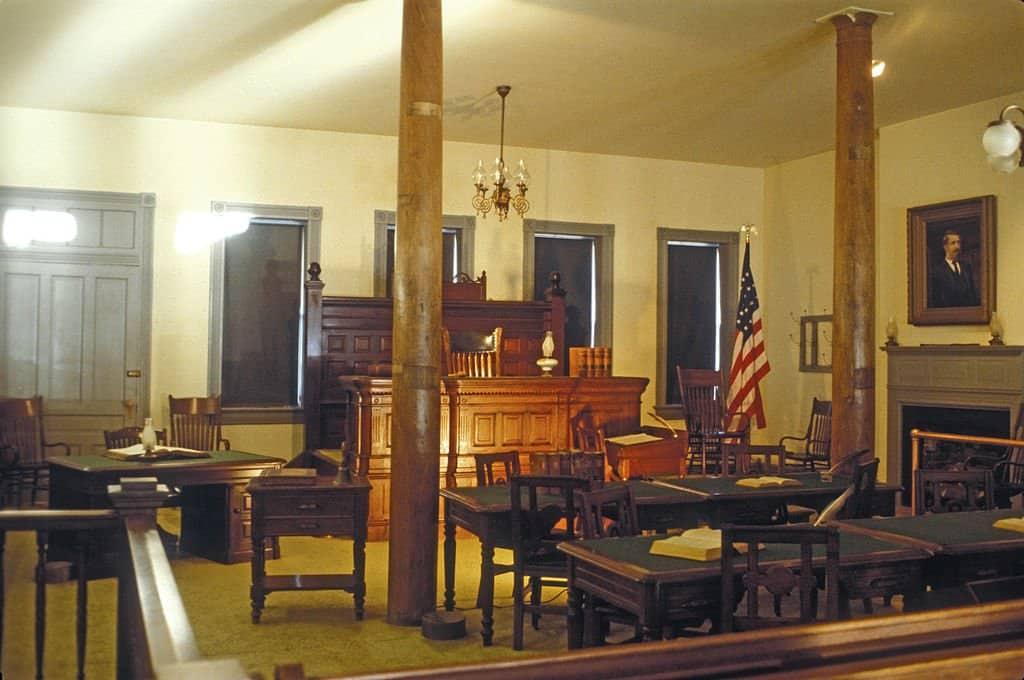 USA - Oklahoma and Arkansas - Fort Smith National Historic Site