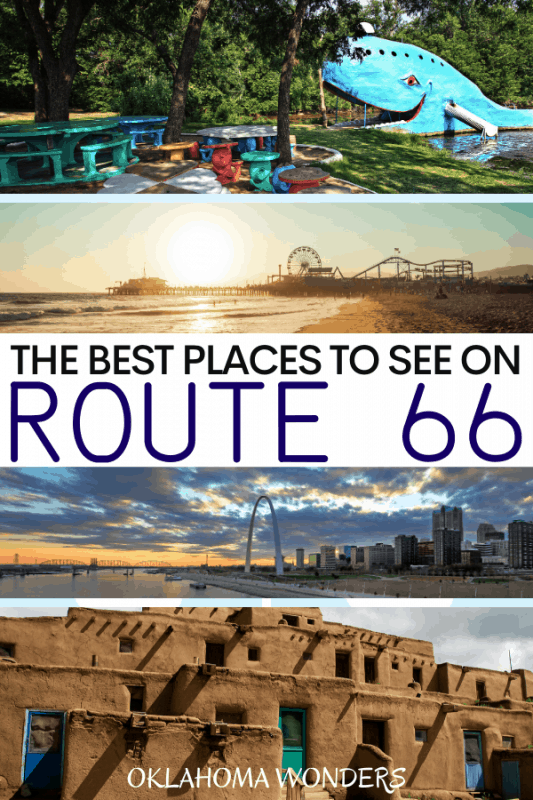 The Big Route 66 Bucket List - the Best Things to See on Route 66