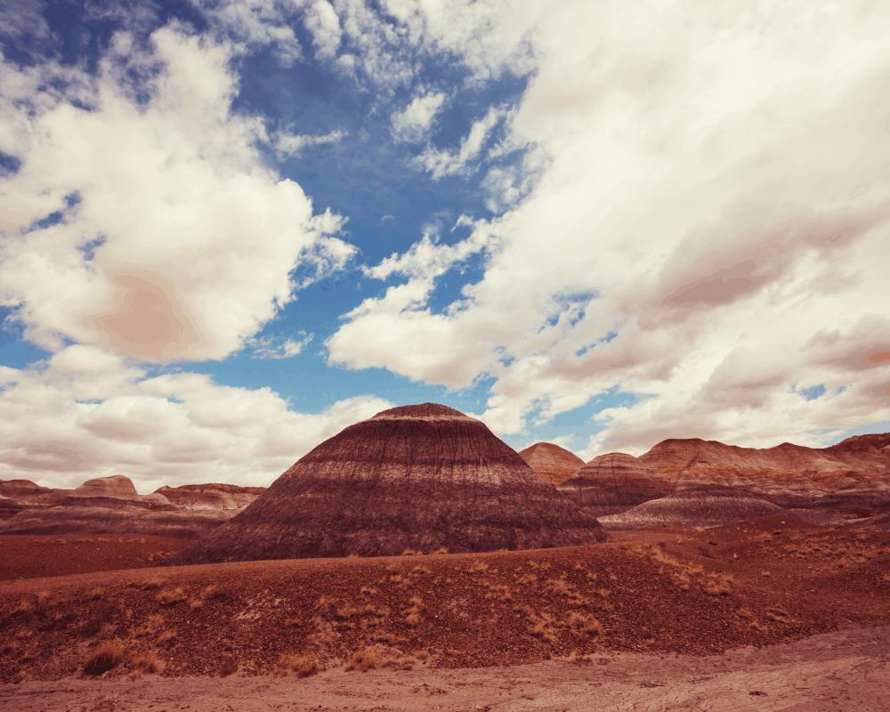 USA - Arizona - Petrified Forest National Park
