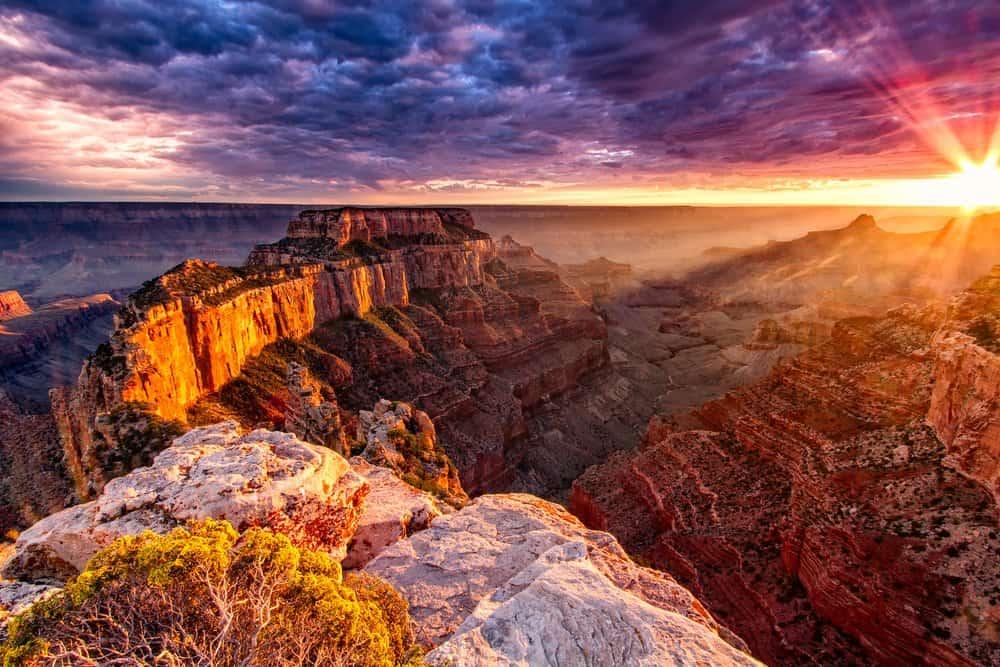 USA - Arizona - North Rim Grand Canyon Cape Royal