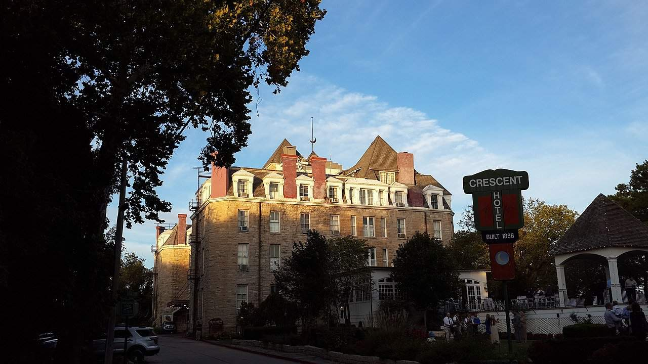 USA - Arkansas - Crescent Hotel & Spa