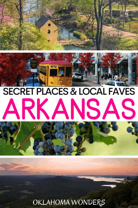 33 Arkansas Hidden Gems: Best Off-the-Beaten-Path & Secret Spots