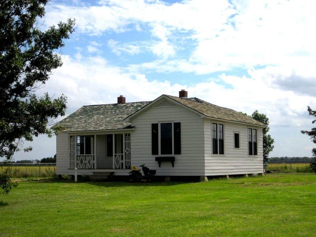 USA - Arkansas - Johnny Cash Boyhood Home