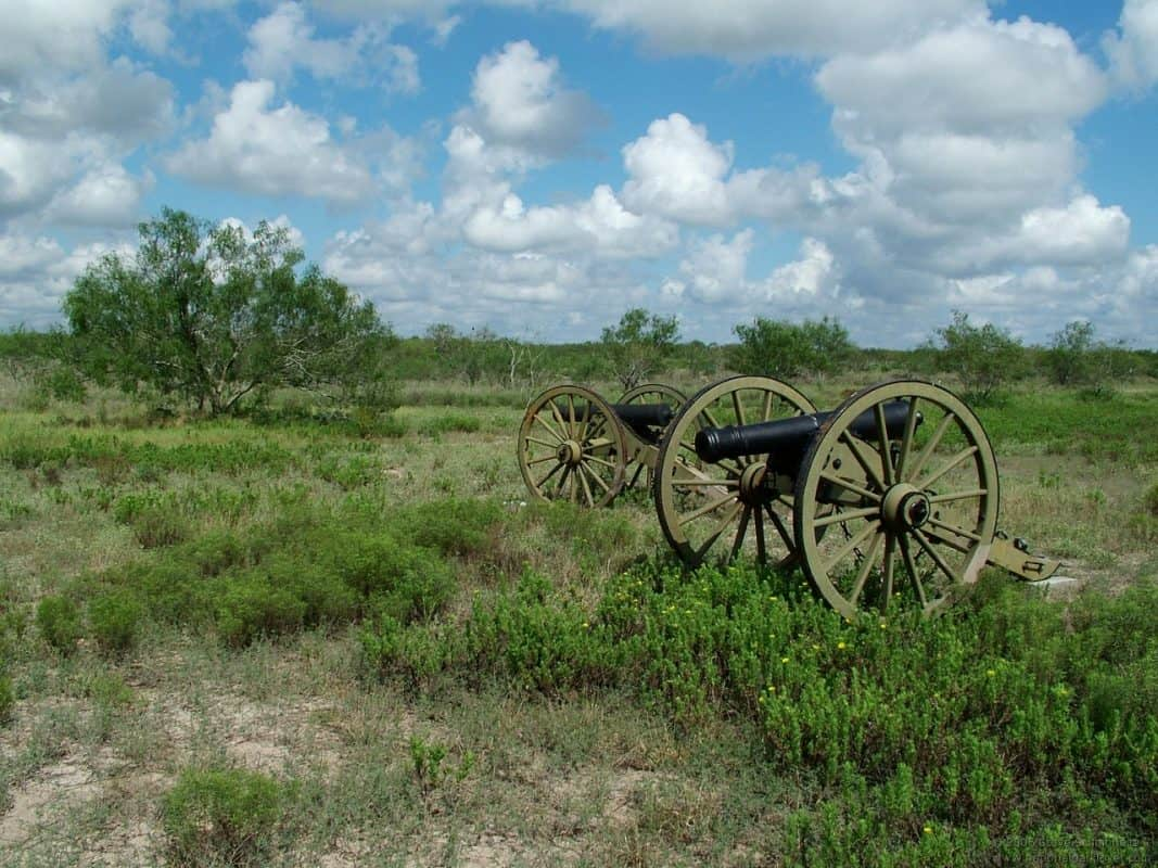 USA - Texas - Palo Alto Battlefield National Historic Park