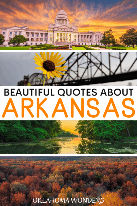 Quotes about Arkansas