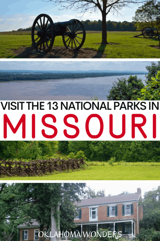 The 13 National Parks in Missouri: Why & How to Visit Each One!