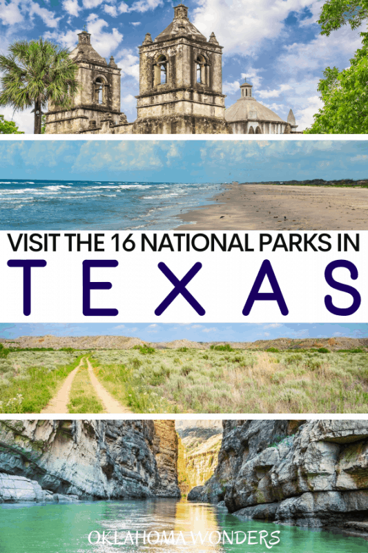 The 16 National Parks in Texas: Why & How to Visit Each One!