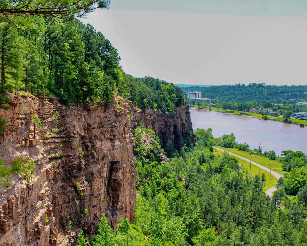 USA - Arkansas- Emerald Park