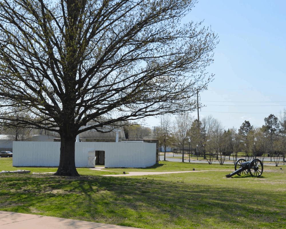 USA - Arkansas - Fort Smith Gallows