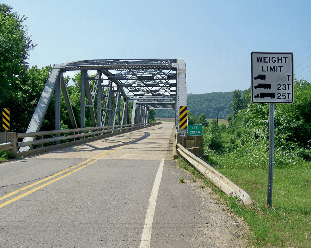USA - Arkansas - Lee Creek