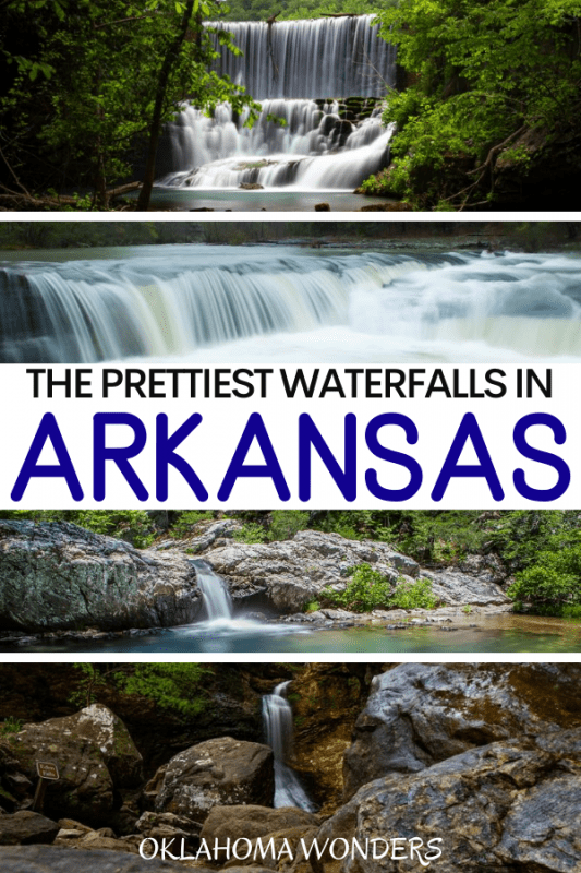 The Best Waterfalls in Arkansas