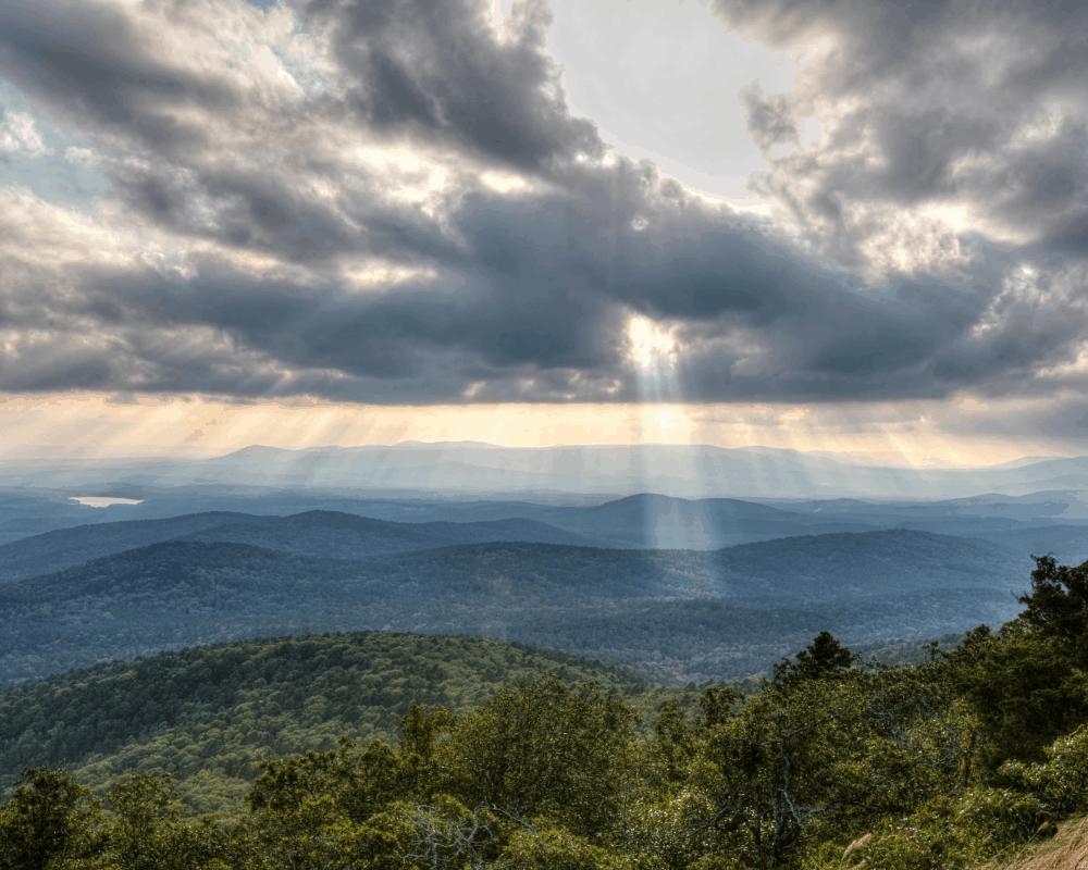 USA - Arkansas- Queen Wilhelmina State Park