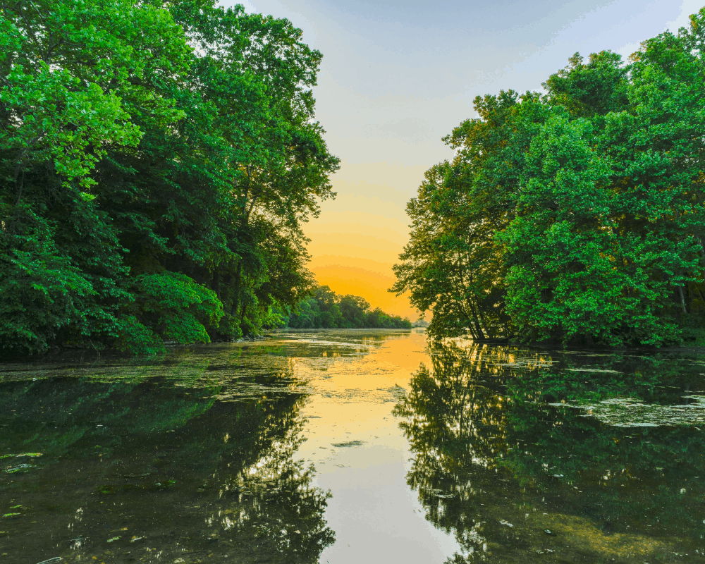 USA - Arkansas - Crystal Lake