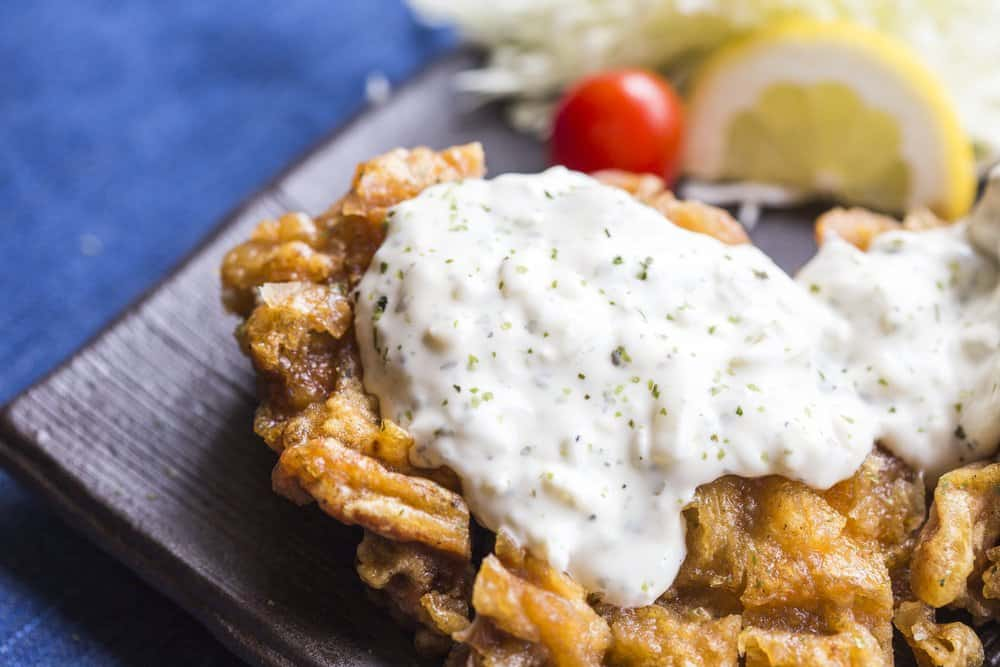What to Eat in Oklahoma - Oklahoma food - chicken fried steak