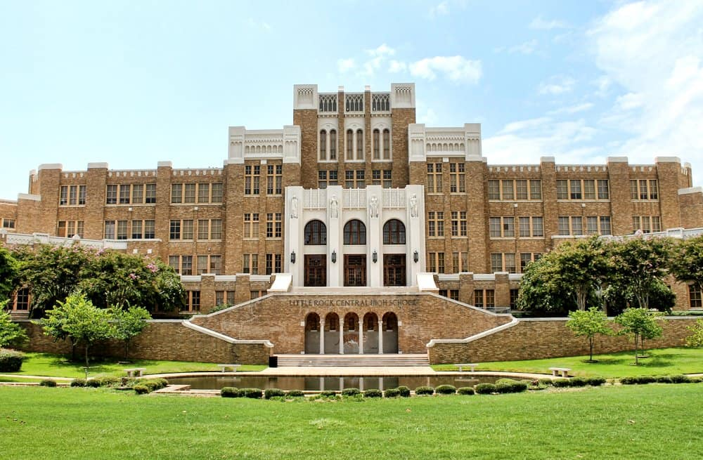 USA - Arkansas - Central High School, Little rock
