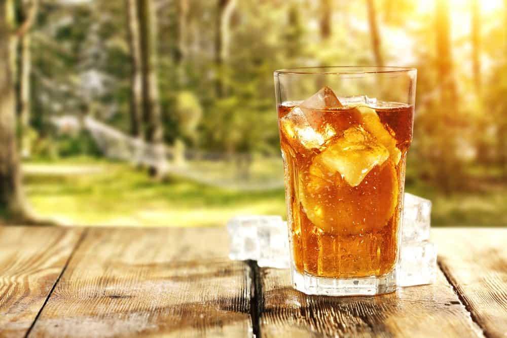 Oklahoma Drinks - Oklahoma Sweet Tea