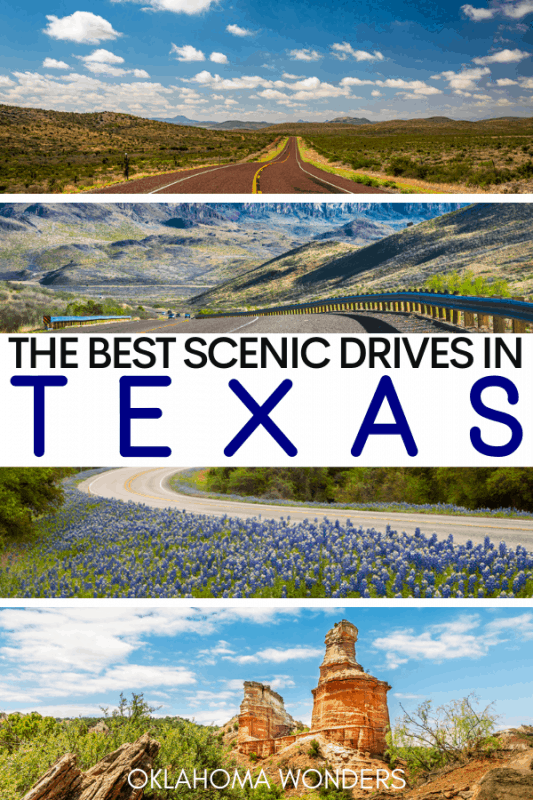 Texas Scenic Drives