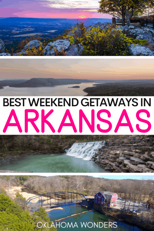 Weekend Getaways in Arkansas-2
