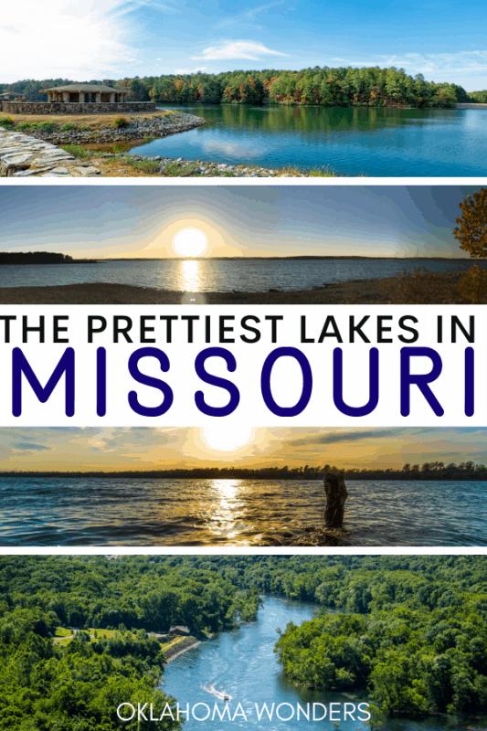 Best Missouri Lakes