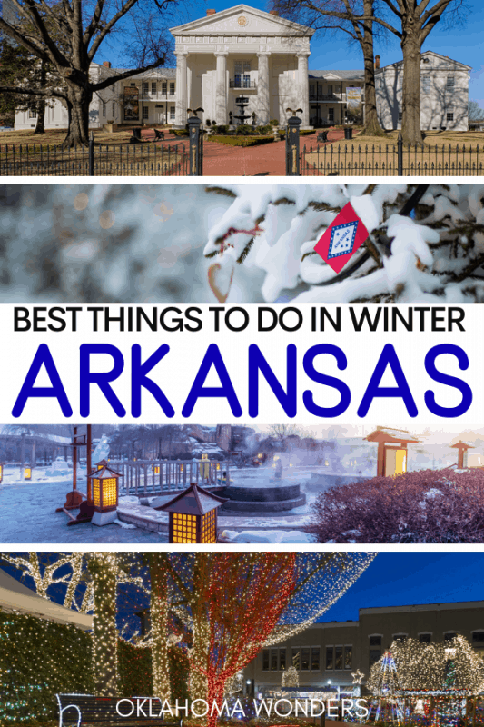 Best Things to Do in Arkansas in Winter