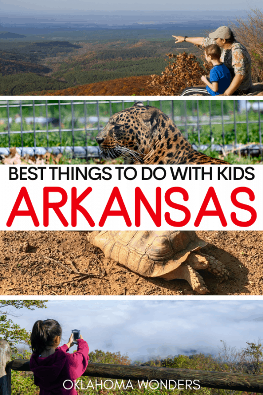 Best Things to Do in Arkansas with Kids