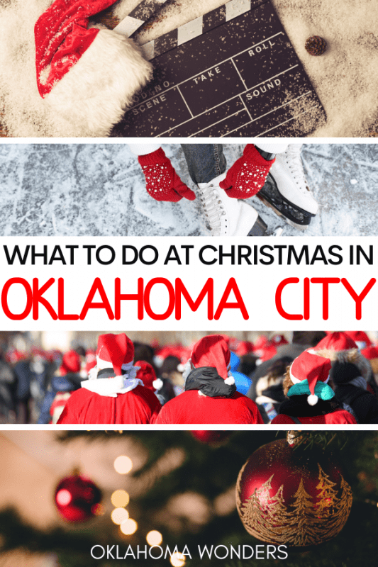 Things to Do in Oklahoma City at Christmas