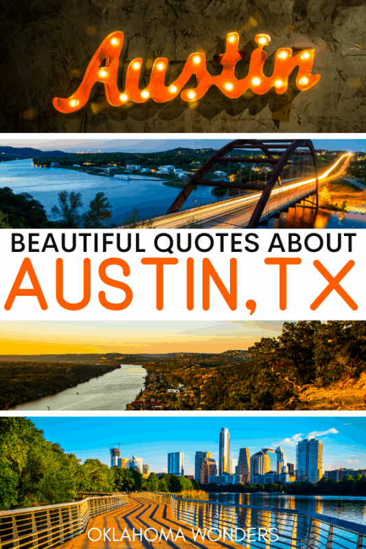 Quotes about Austin, Texas
