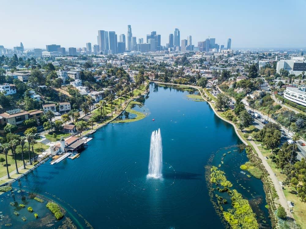 California - Los Angeles - Echo Park