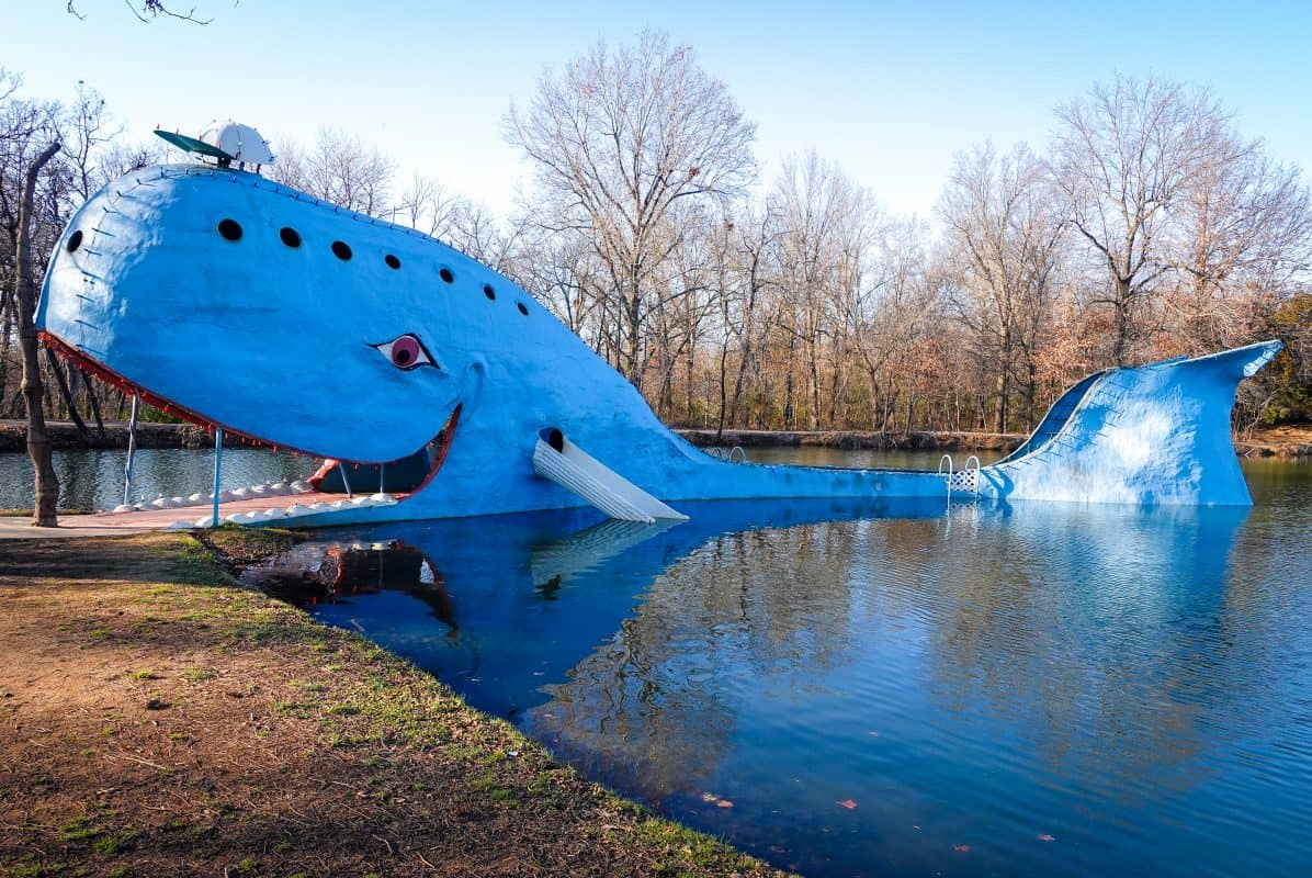 Oklahoma - Catoosa - Blue Whale