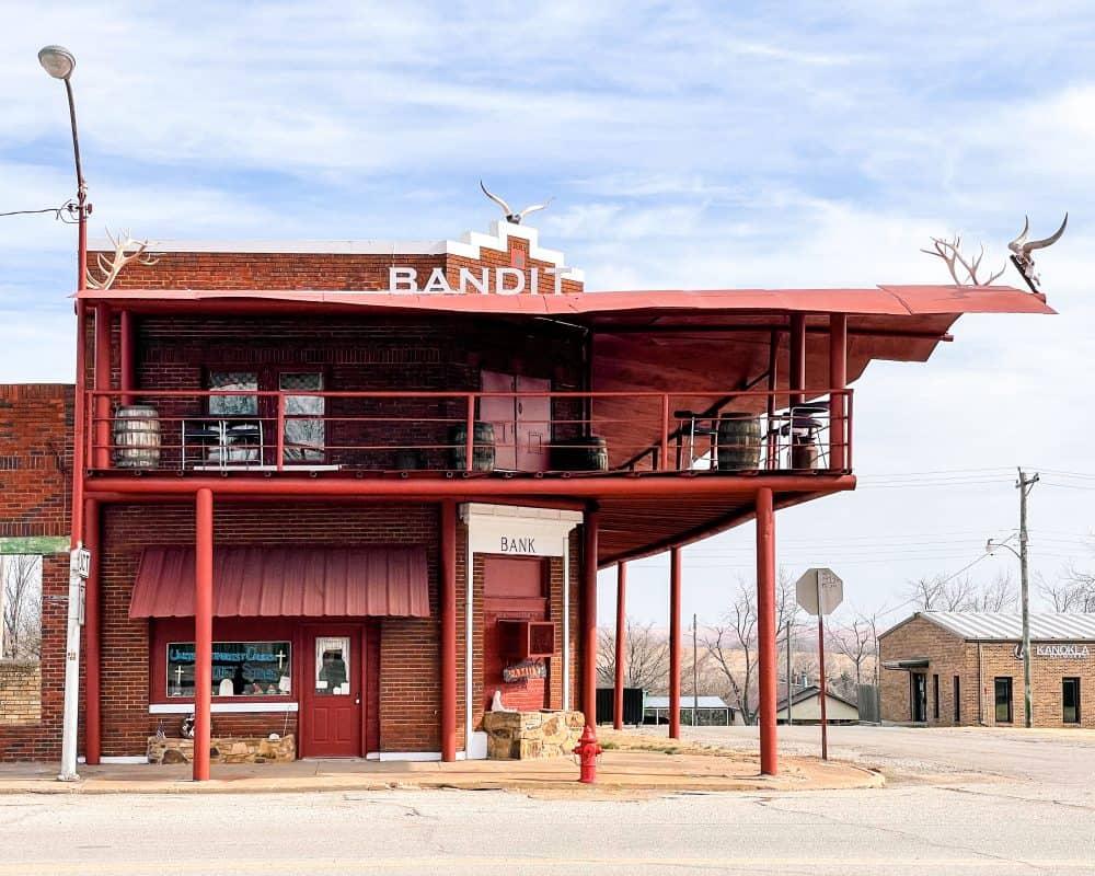 Oklahoma - Shidler - Bandit