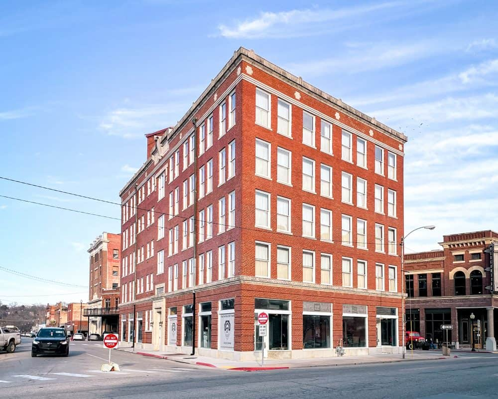 Oklahoma - Pawhuska - Downtown
