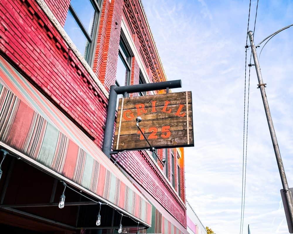 Oklahoma - Pawhuska - Grill 125