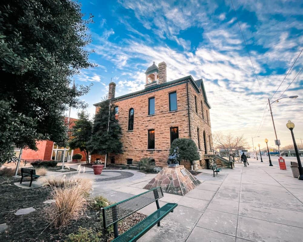 Oklahoma - Pawhuska - City Hall