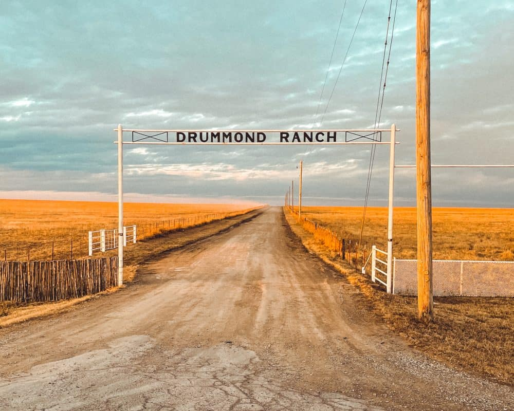 Oklahoma - Pawhuska - Drummond Ranch